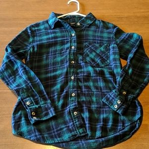 Forever 21 flannel size small